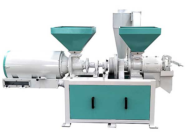 YTZSF28-5B Corn Peeling & Milling Machine