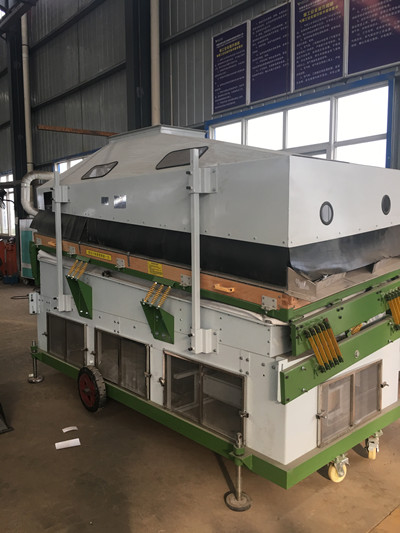 Cyprus Seed Gravity Separator Delivery