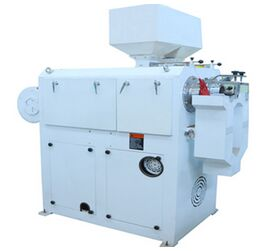 corn polishing machine order