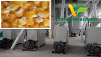 Corn Kernel Processing Machine