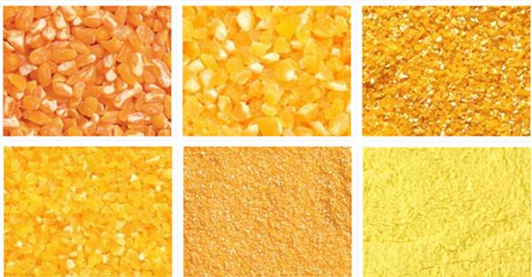 Corn Meal Grinding Line