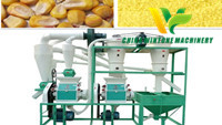 Duplex Corn Milling Equipment