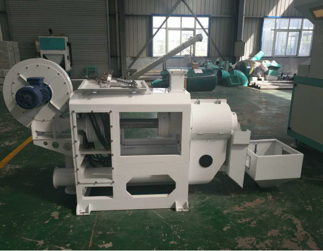 MPGT-17 Corn Maize Peeler and Degerminator Machine