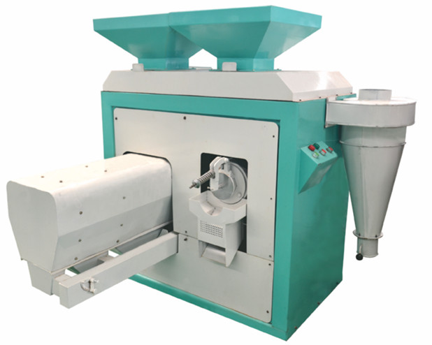 YTZSF28-30 Corn Peeling, Grits and Flour Machine Set