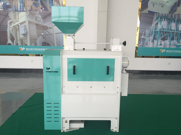 MTPS Series Maize Bran Removing Machine