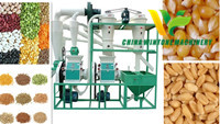 Low Investment Corn Flour Machinery