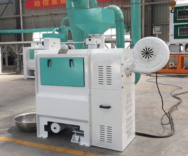 Sand Roller Maize Peeling Machine