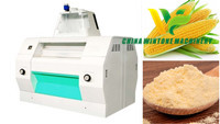 Corn Flour Grinder with Pneumatic Control