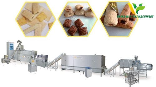 Core Filling Snack Food Production Plant.jpg
