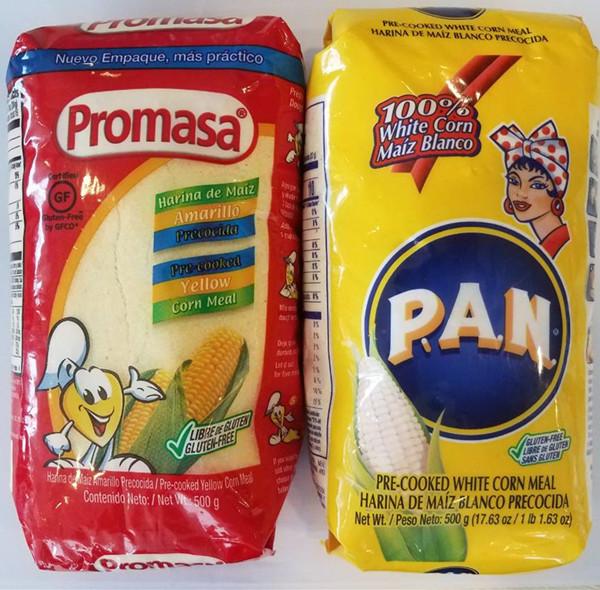 Precooked Corn Flour Production Line